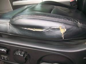 leather seat repair waconia before