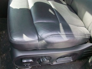 leather seat repair waconia after