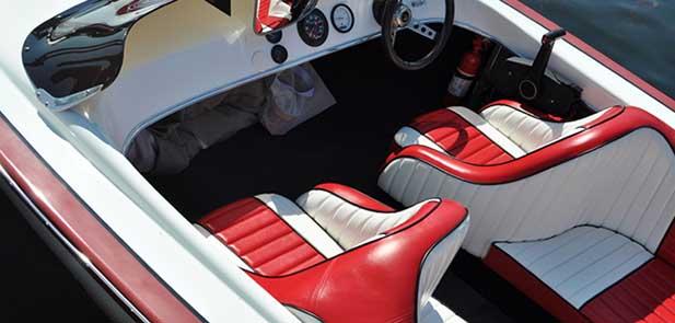 Twin Cities Boat Interior Repair Marine Seat Upholstery Repair